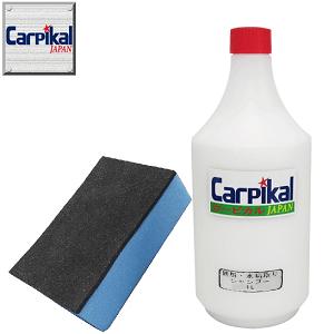 鉄粉除去&水垢取りシャンプー1L+専用スポンジ