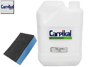 鉄粉除去&水垢取りシャンプー4L+専用スポンジ