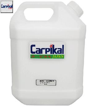 鉄粉除去&水垢取りシャンプー単品容量4L