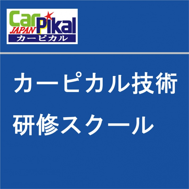 ボディーコーティング研修 (6日間)